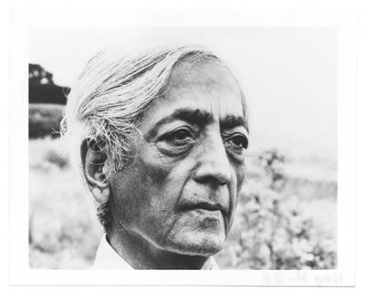 Pierwsza i ostatnia wolność Jiddu Krshnamurti